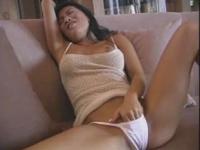 Asa Akira Panty Orgasm