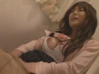 reup – milf caught masturbating in pantyhose