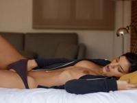erotic panty masturbation