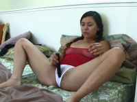 latina loves her magic wand
